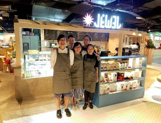 Jewel Coffee Singapore 1 Raffles Place One Raffles Pl Central Area City Area Restaurant Reviews Phone Number Tripadvisor