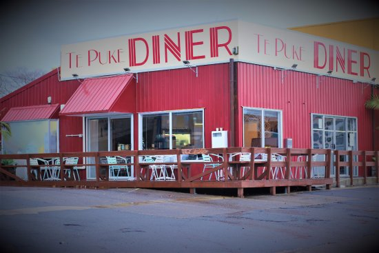Te Puke Diner.. Where everyone indulges with flavors