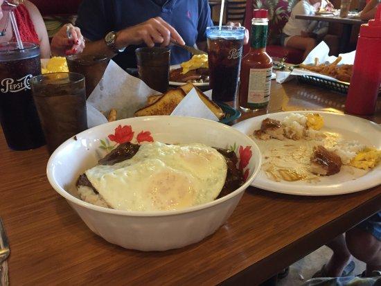 Breakfast Cafe Hilo