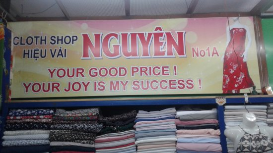Nguyen cloth shop