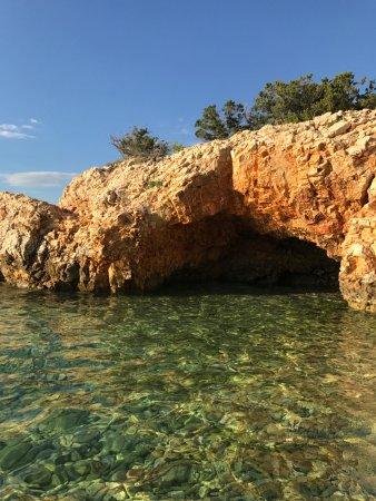 Vidalici, Κροατία: amazing beach near Stara Novalja