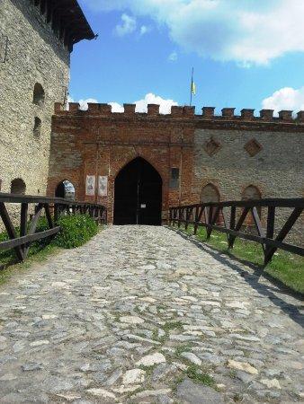 Medzhybizh, Ukraine: Вход
