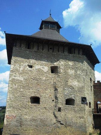 Medzhybizh, Ukraine: Рыцарская башня