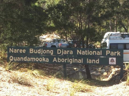 Naree Budjong Djara National Park