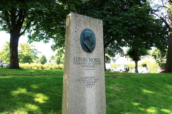 Nobelplatsen Bastad