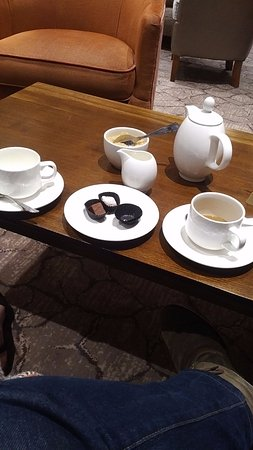 Borrowdale, UK: Coffee