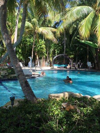 The Inn at Key West: Nydelig bassengområde