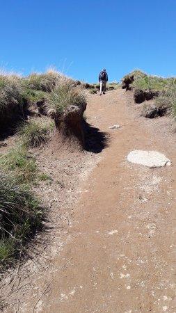 Vallee de Chaudefour : chemin
