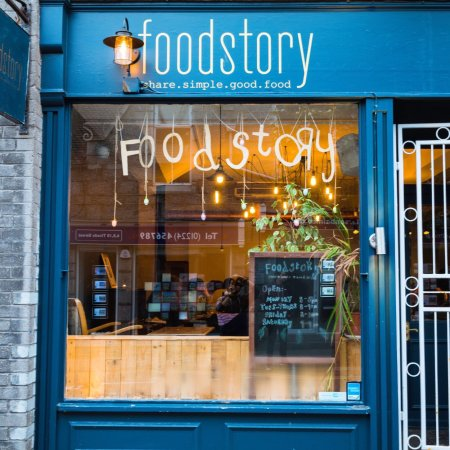 The Foodstory Cafe