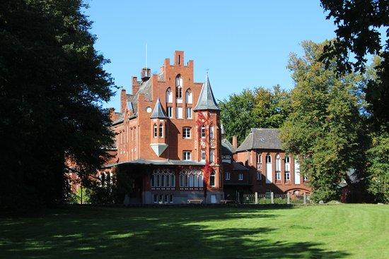 Kalkhorst, เยอรมนี: Das wunderschöne Schloss!