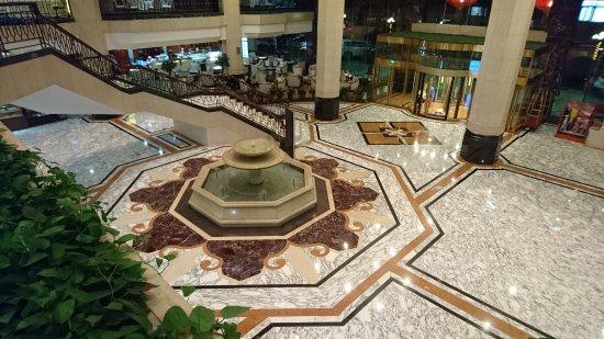Huiyuan Prime Hotel: Foaljen från andra våning