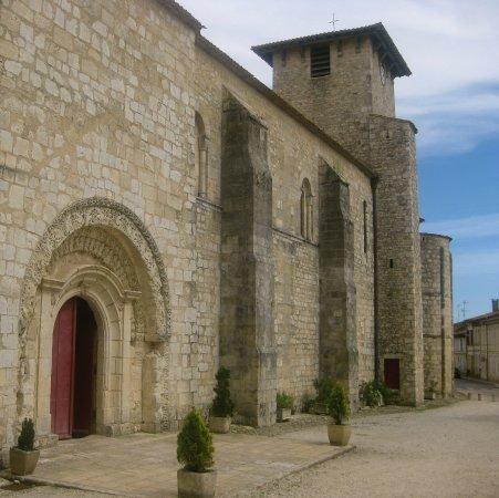 Abbaye de Vertheuil (Gironde)