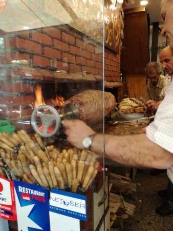 picture of sehzade cag kebap istanbul