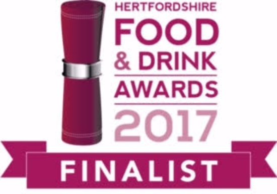 Redbourn, UK: We came third in the Herts Life Family Dining Awards!