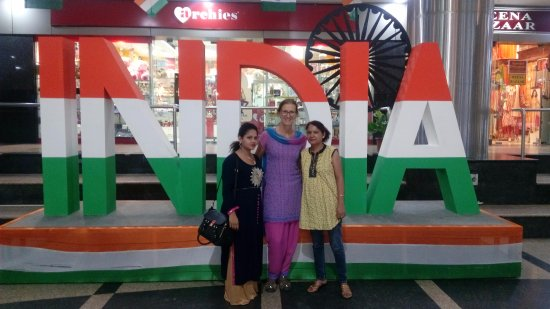Ghaziabad, Hindistan: celebrated independence day week