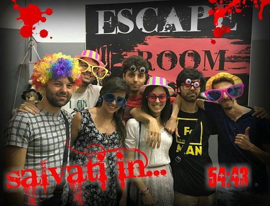 Room Escape Circo