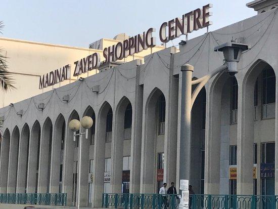 Madinat Zayed Shopping Center