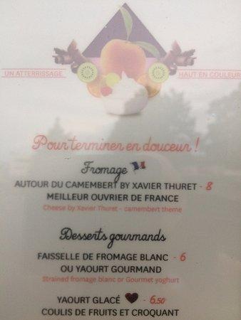Novotel Mulhouse Sausheim: Autour du fromage qui n'est jamais là
