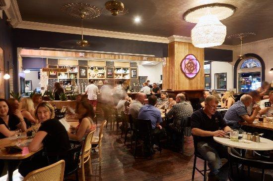 ROSE HOTEL & MOTEL RESTAURANT, Bunbury - Updated 2019 Restaurant