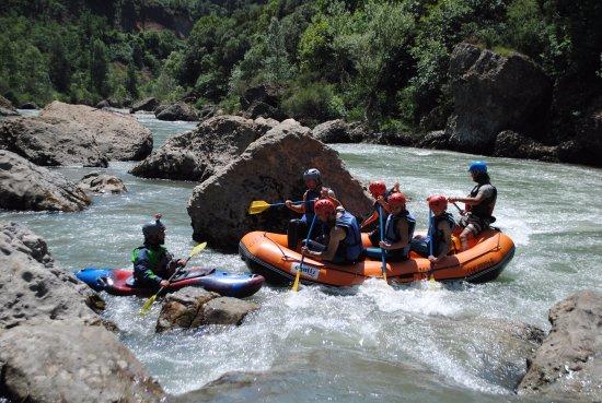 Rios del Pirineo