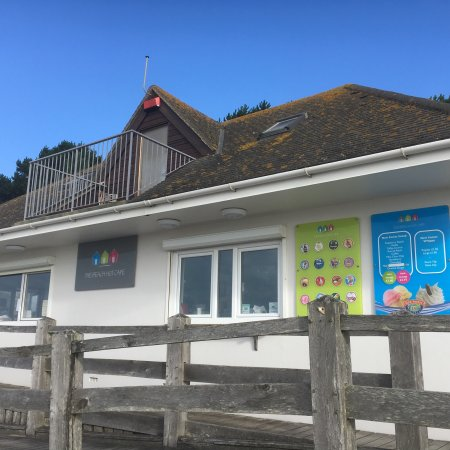 The Beach Hut Cafe : photo2.jpg