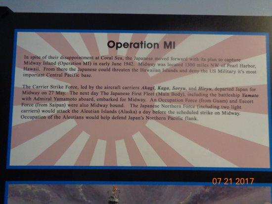 Mount Pleasant, SC: Operation Mi sign