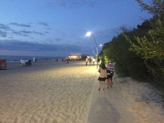 Jurmala Majori Beach In The Evening Picture Of Jurmala