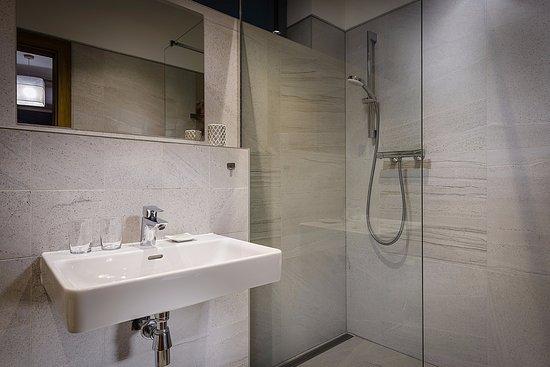 Liptovsky Jan, سلوفاكيا: Apartmán - kúpeľňa
