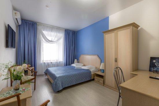 Key Element Hotel: Номер Бизнес очень просторный и удобный для проживания