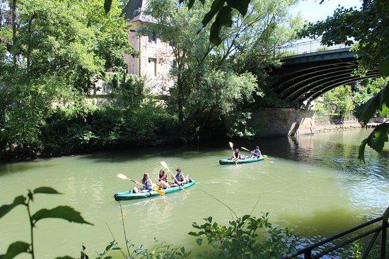 Val d'Oise Canoe Paris