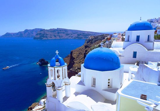 Sissi, Yunanistan: Santorini one or two days trip