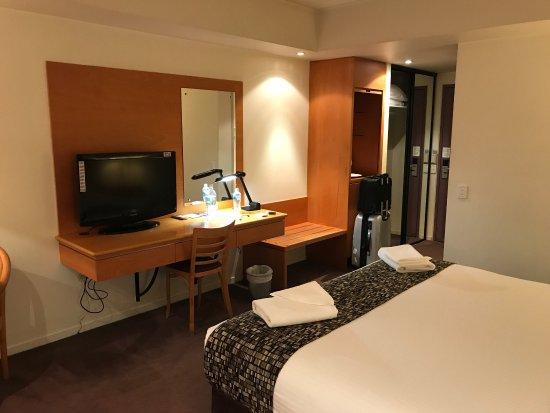 Kingsford Smith Motel: Room