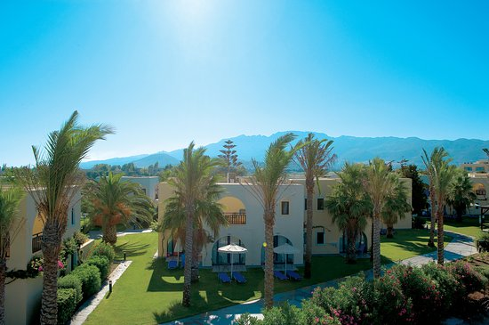 Grecotel Royal Park: Quiet Lush Countryside with Multicoloured Gardens