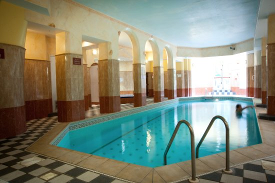Indoor Pool Bild Von Chine Hotel Bournemouth Tripadvisor
