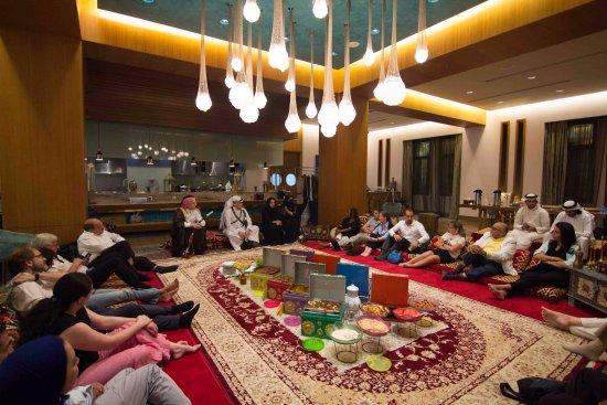 Cultural session Majlis - Picture of Embrace Doha - Tripadvisor