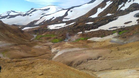 Seltjarnarnes, Iceland: Geothermal area