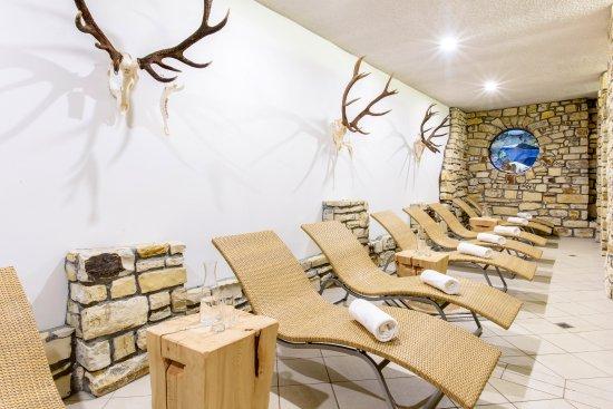 Schruns, Østerrike: Ruheraum