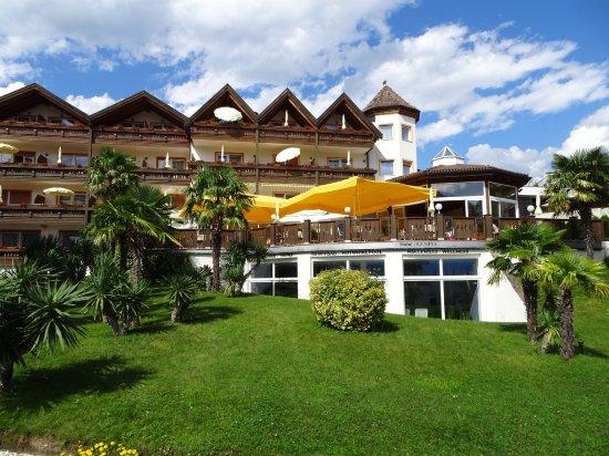 Hotel Olympia: Vorderansicht