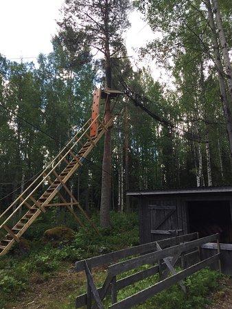 Skellefteå, Suécia: Adventurepark Skelleftea