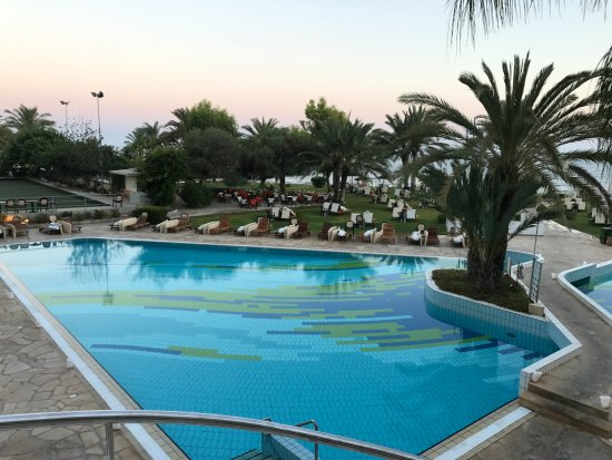 Constantinou Bros Athena Royal Beach Hotel: one of the 3 pools