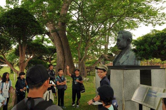 Okubo Jinnojo Monument