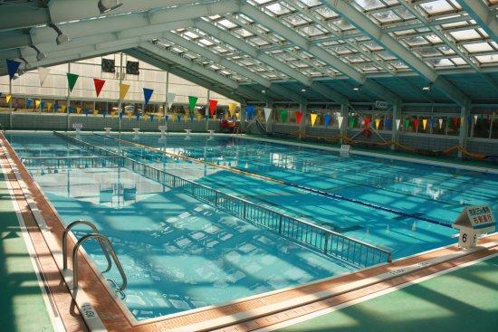 Toyako Community Pool