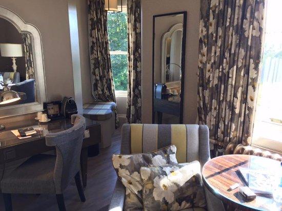 Mercure Ardoe House Aberdeen: Upgraded room
