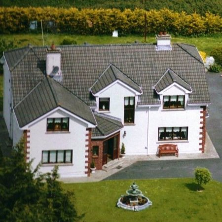 Our B&B is situated in the town of Foxford on the banks of the river Moy.