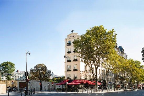 H tel observatoire luxembourg paris france voir les for Hotel bas prix paris