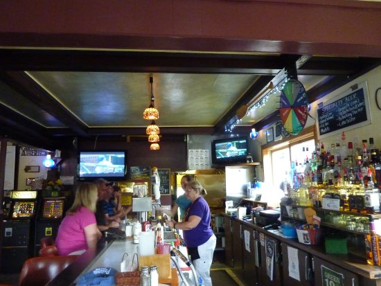 Jacksonport, WI: Le comptoir