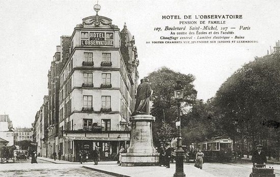 Luxembourg gardens picture of hotel observatoire luxembourg paris tripadvisor for Hotels near luxembourg gardens