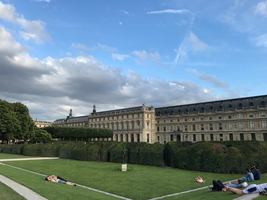 Jardin des tuileries foto jardin des tuileries paris for Villas de jardin seychelles tripadvisor