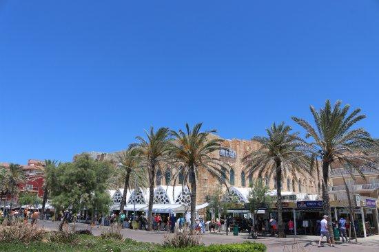 El Arenal, Spain: Mgapark Aussenansicht
