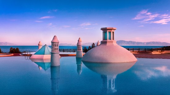 Kempinski Hotel Barbaros Bay: Infinity Pool